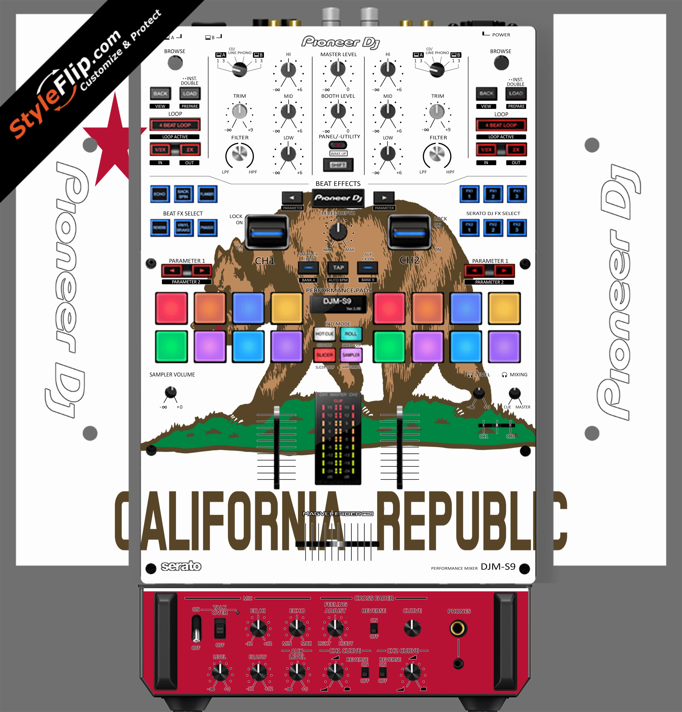Cali Love Pioneer DJM S9