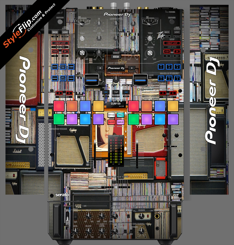 Classic  Pioneer DJM S9
