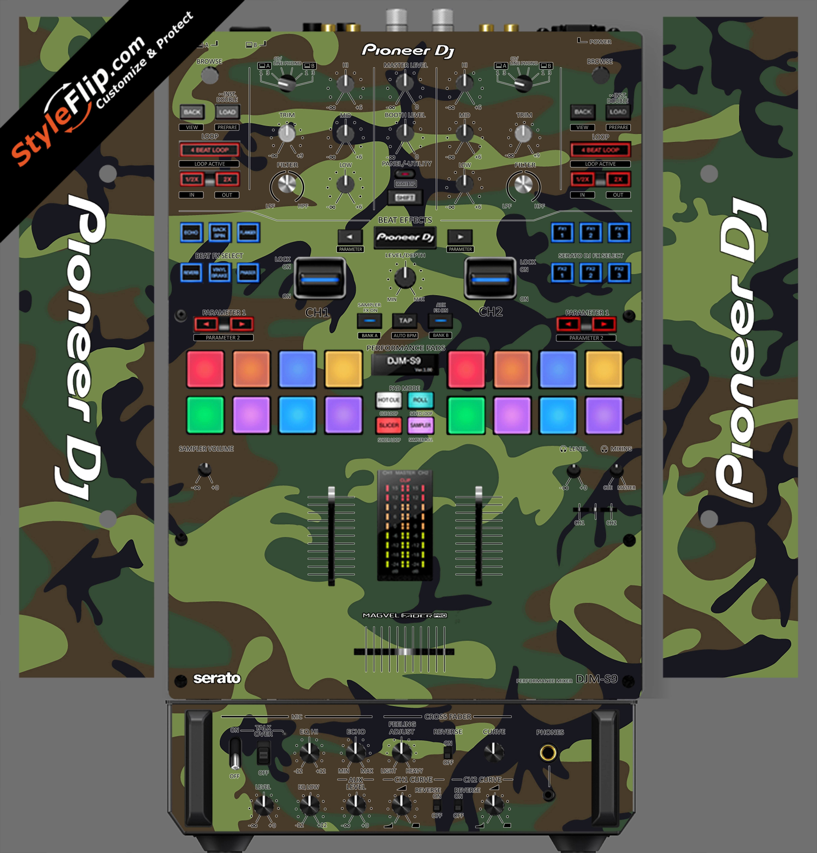 Commando  Pioneer DJM S9