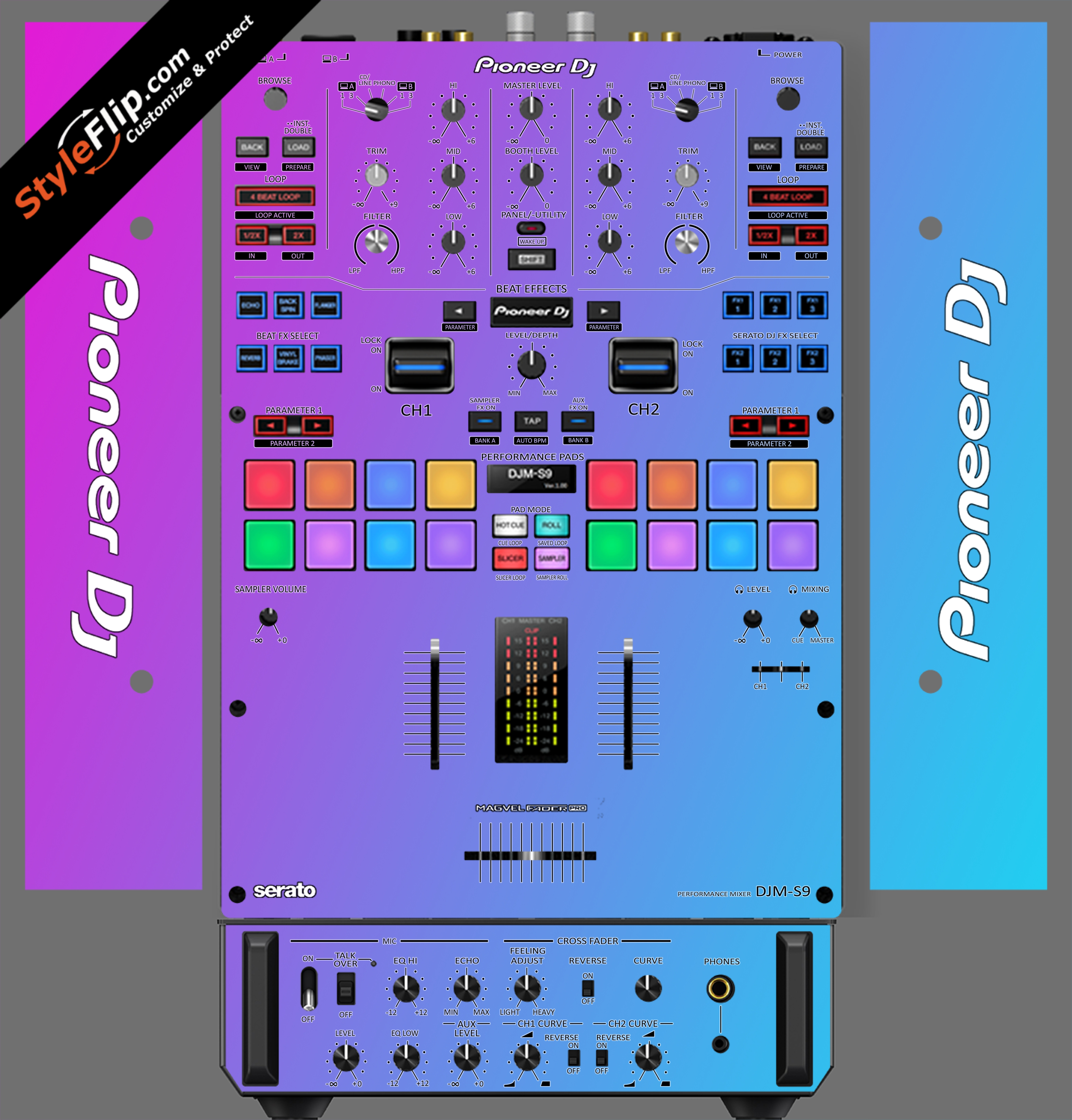 Cotton Candy Pioneer DJM S9