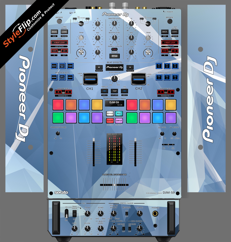 Crystal Pioneer DJM S9