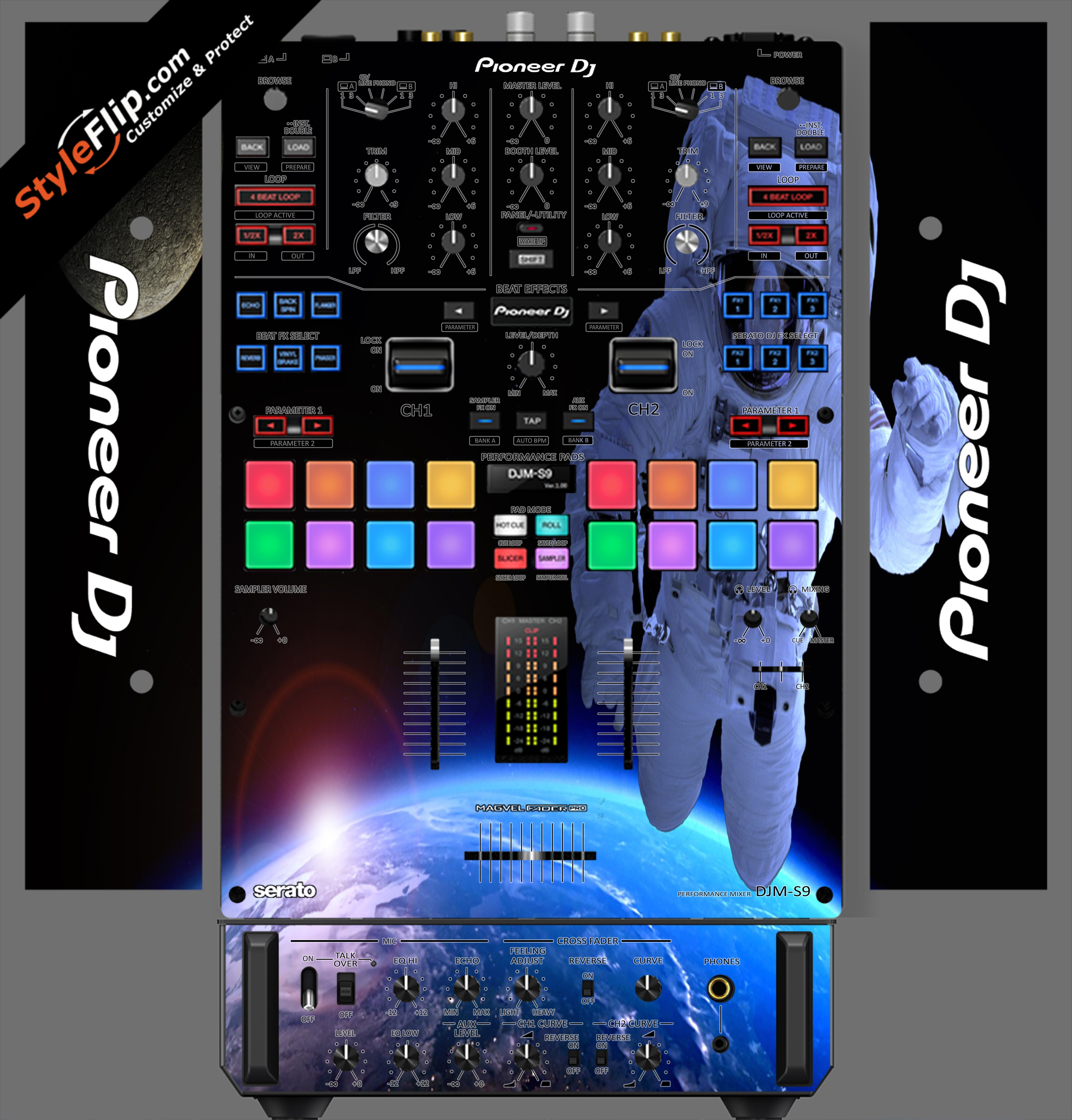 Destination Space  Pioneer DJM S9
