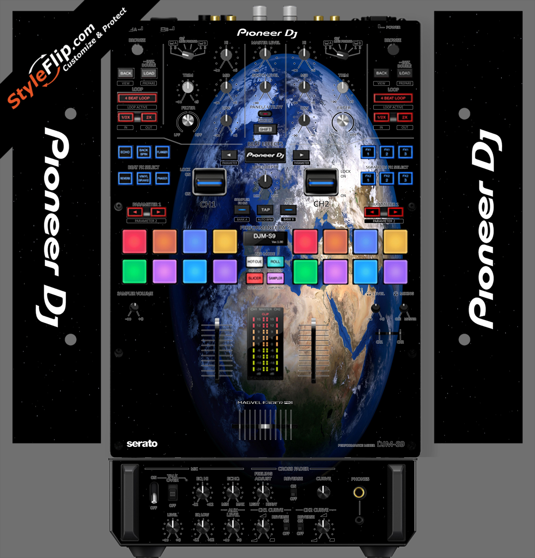 Earthling  Pioneer DJM S9