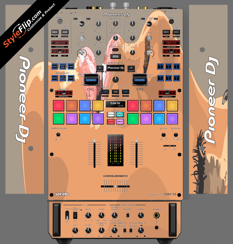 Femme Fatale  Pioneer DJM S9