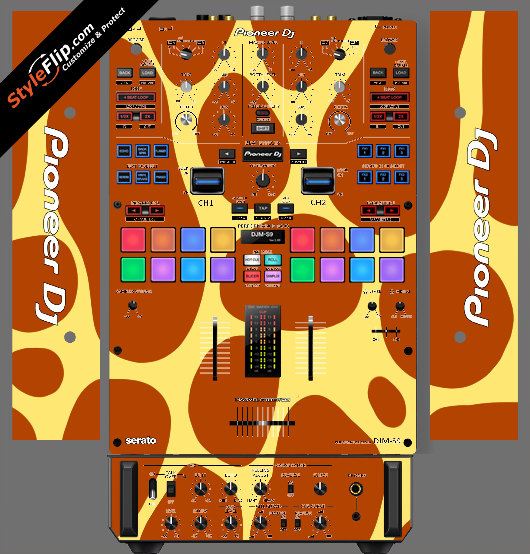 Giraffe Print  Pioneer DJM S9
