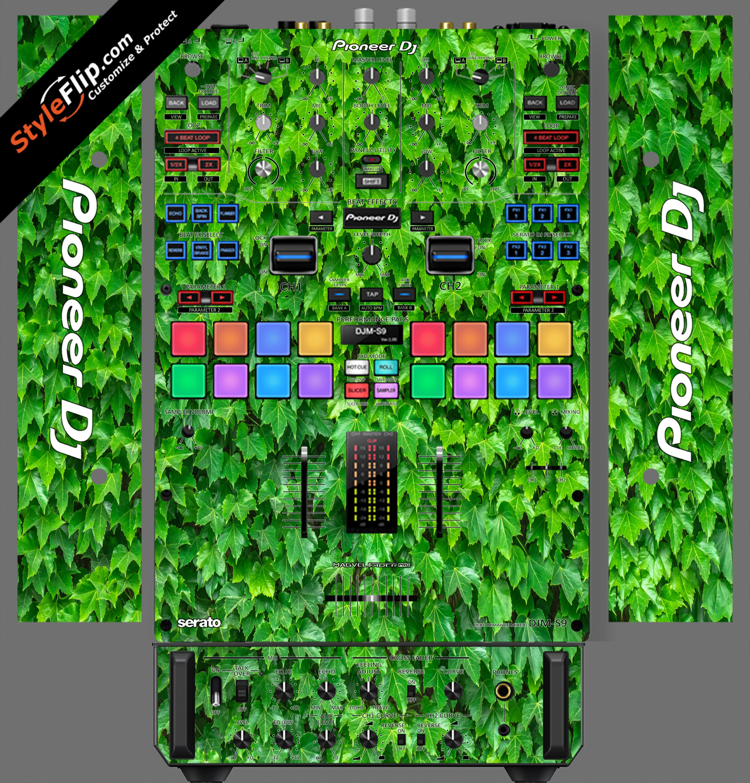 Greenery  Pioneer DJM S9