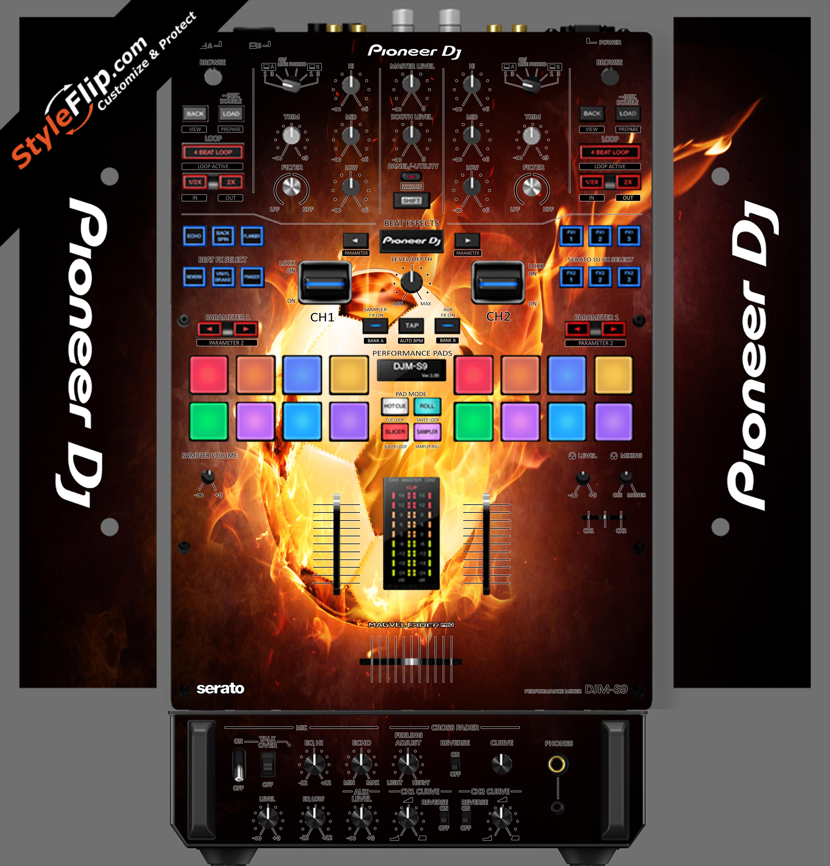 Hot Shot  Pioneer DJM S9