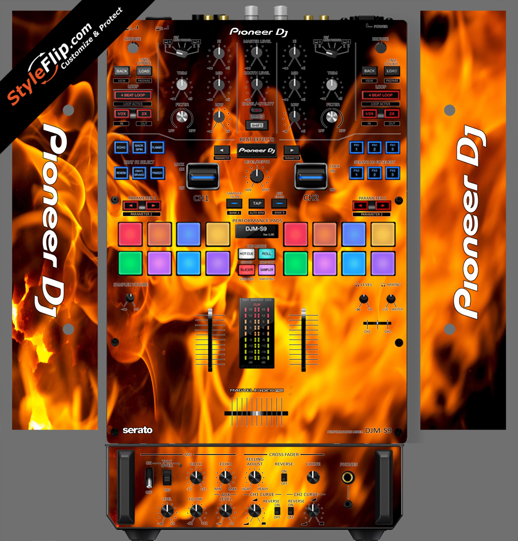 Hot Stuff  Pioneer DJM S9