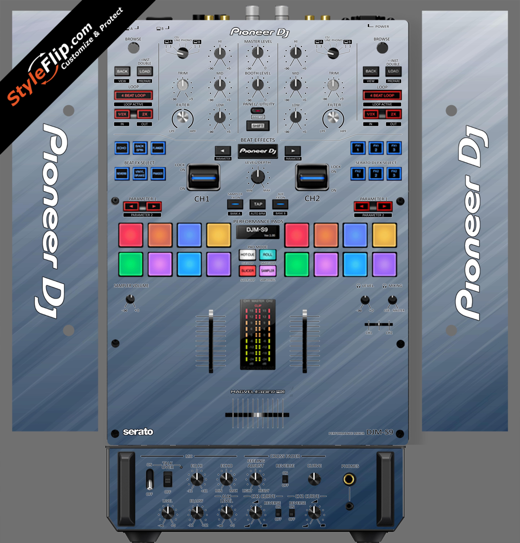 Iron Born  Pioneer DJM S9
