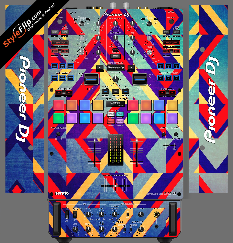 Jigsaw Pioneer DJM S9