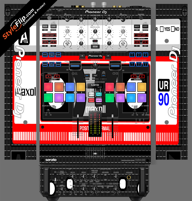Mixtape Pioneer DJM S9