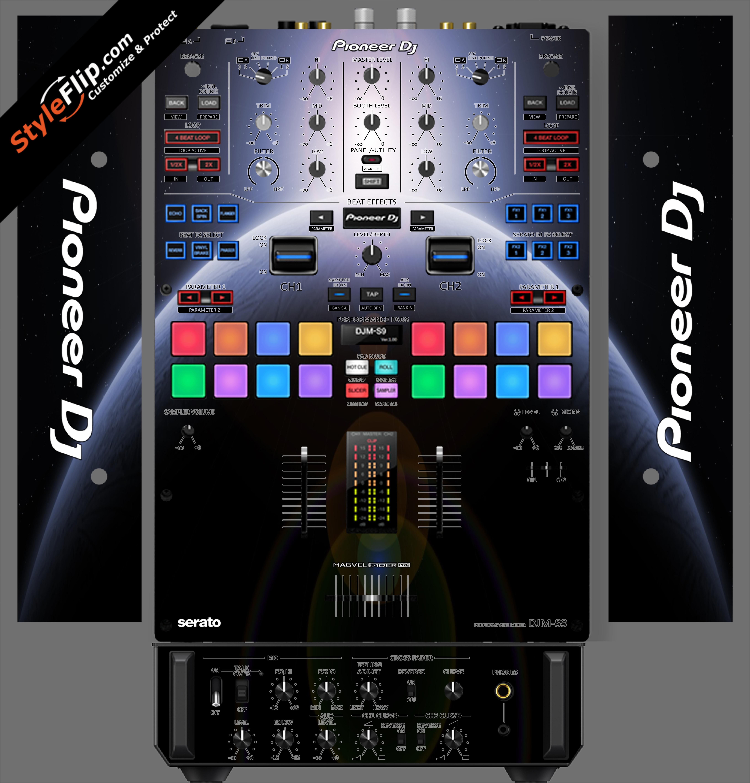New Horizons  Pioneer DJM S9