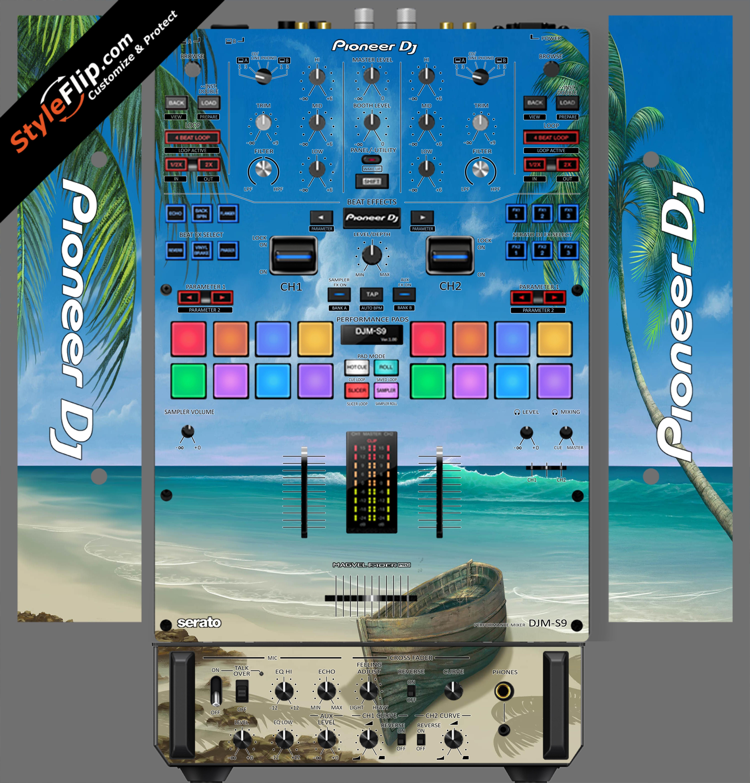 Paradise Lost  Pioneer DJM S9