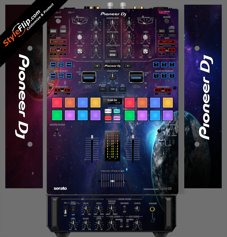 Planetary  Pioneer DJM S9
