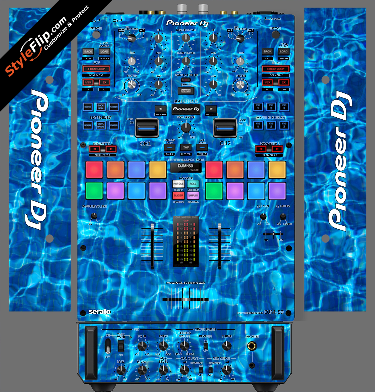 Pools Pioneer DJM S9