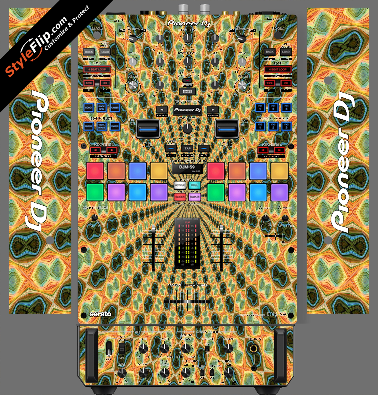 Psychedelia  Pioneer DJM S9