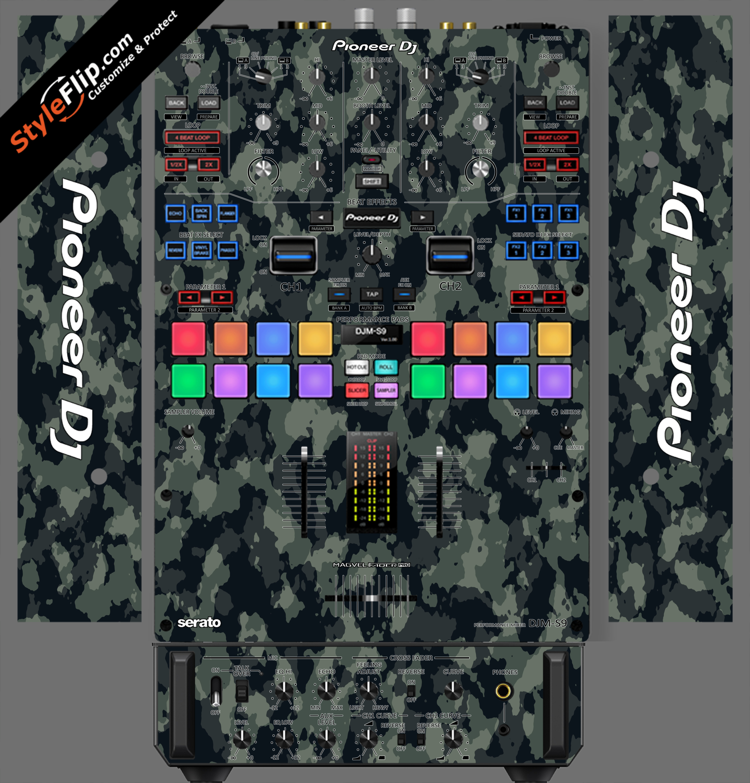 Rambo  Pioneer DJM S9