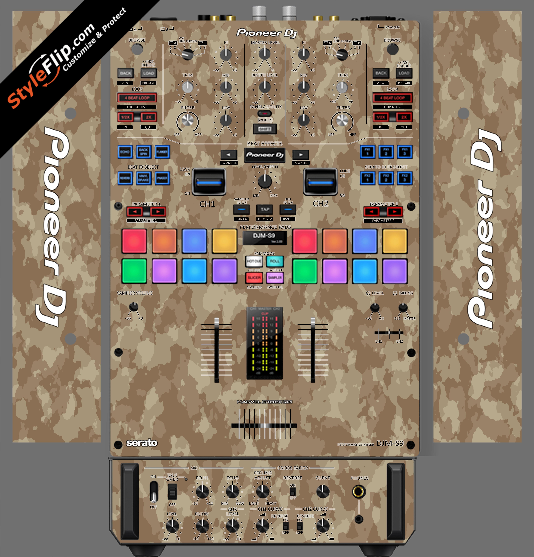 Sandstorm  Pioneer DJM S9