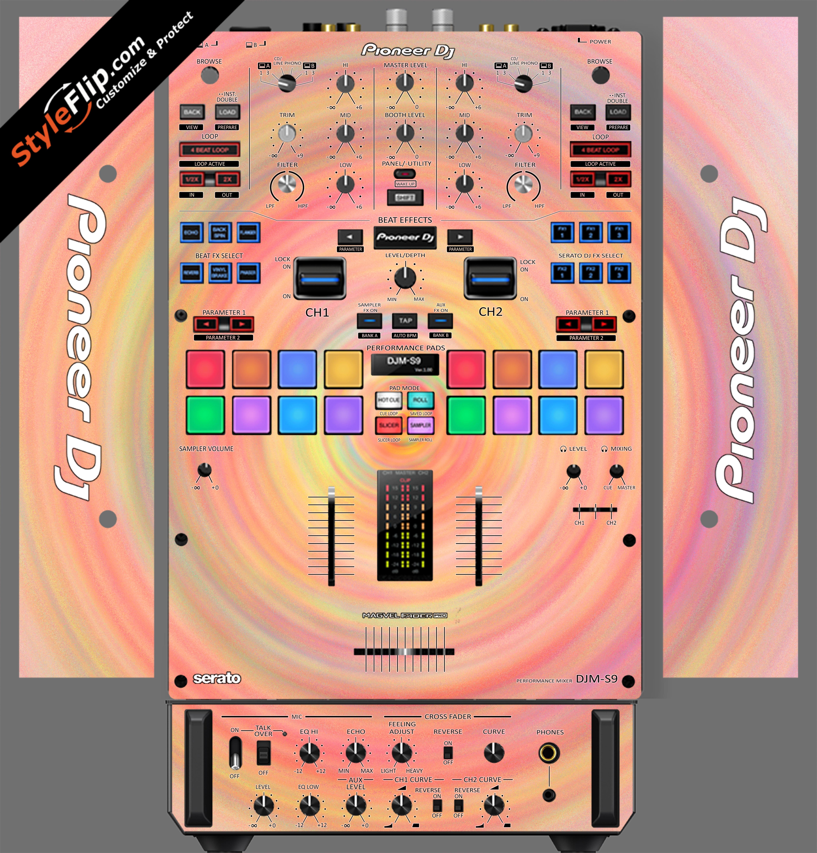 Spin Pioneer DJM S9