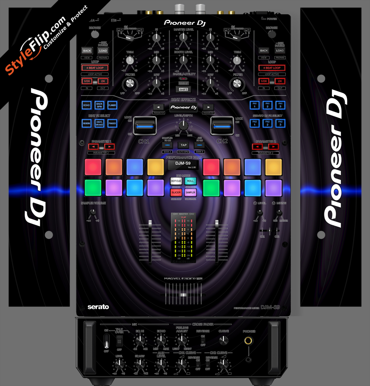 Sub Sonic Pioneer DJM S9