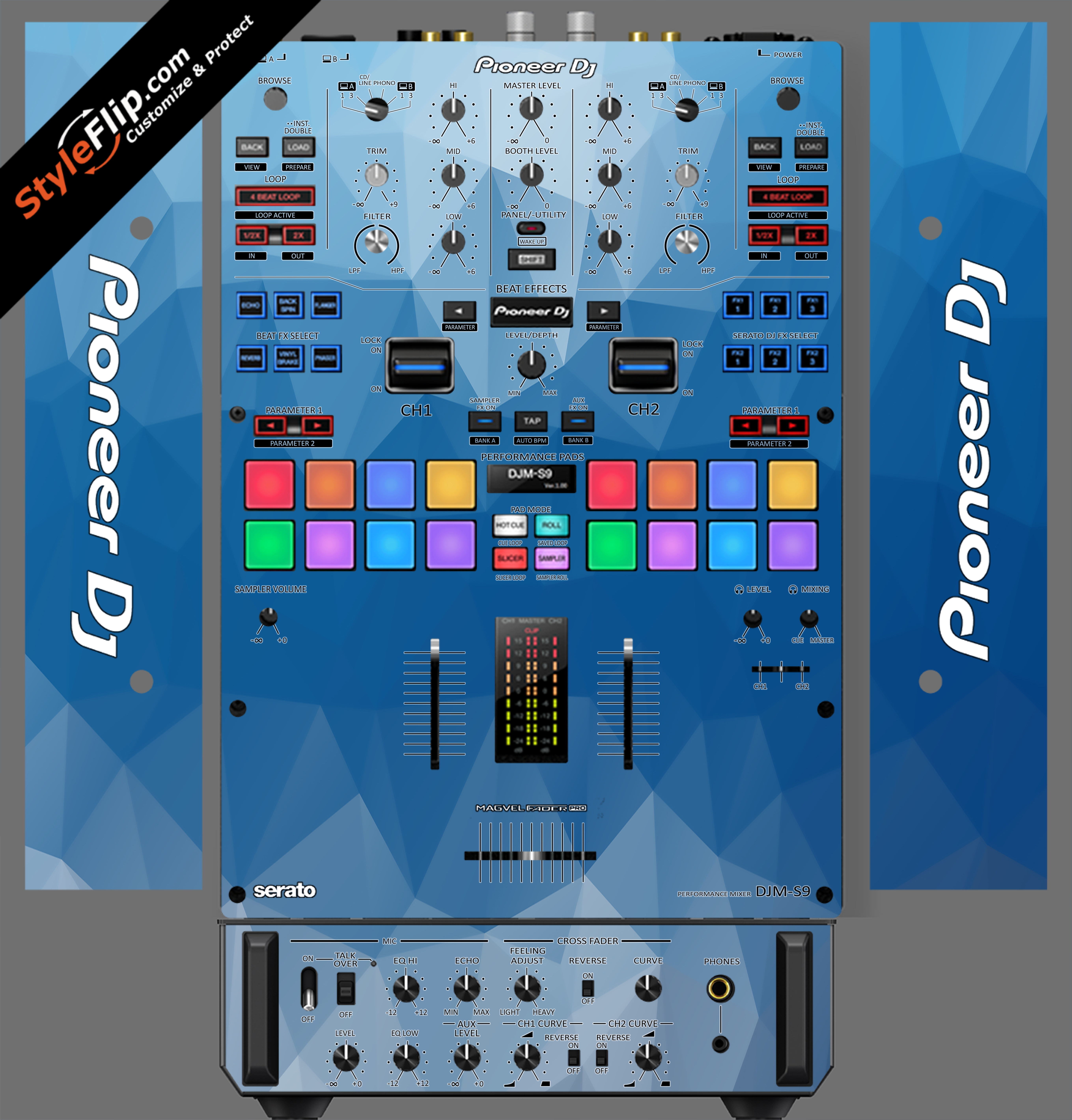 Tranquility  Pioneer DJM S9