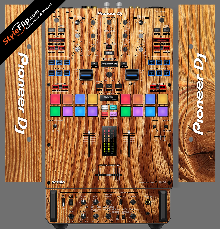 Tree Rings  Pioneer DJM S9