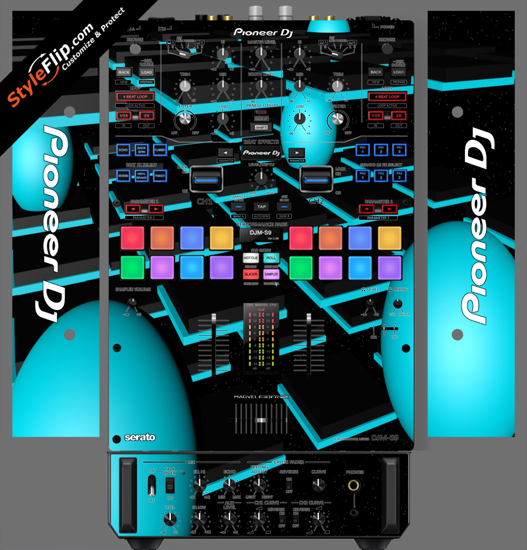 Tron Pioneer DJM S9