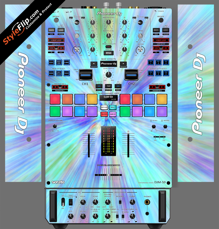 Vortex Pioneer DJM S9