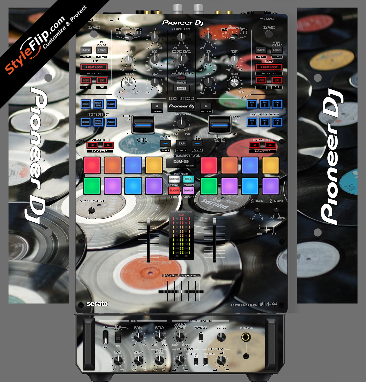 Wax On  Pioneer DJM S9