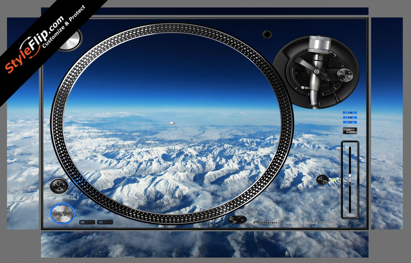 Above The Clouds  Pioneer PLX-1000
