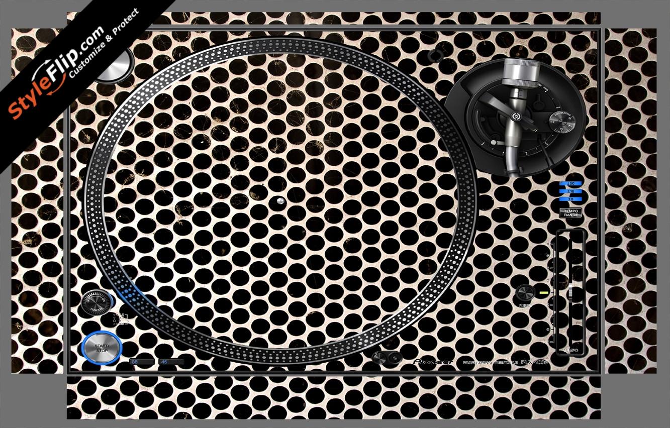 Bass Face Pioneer PLX-1000