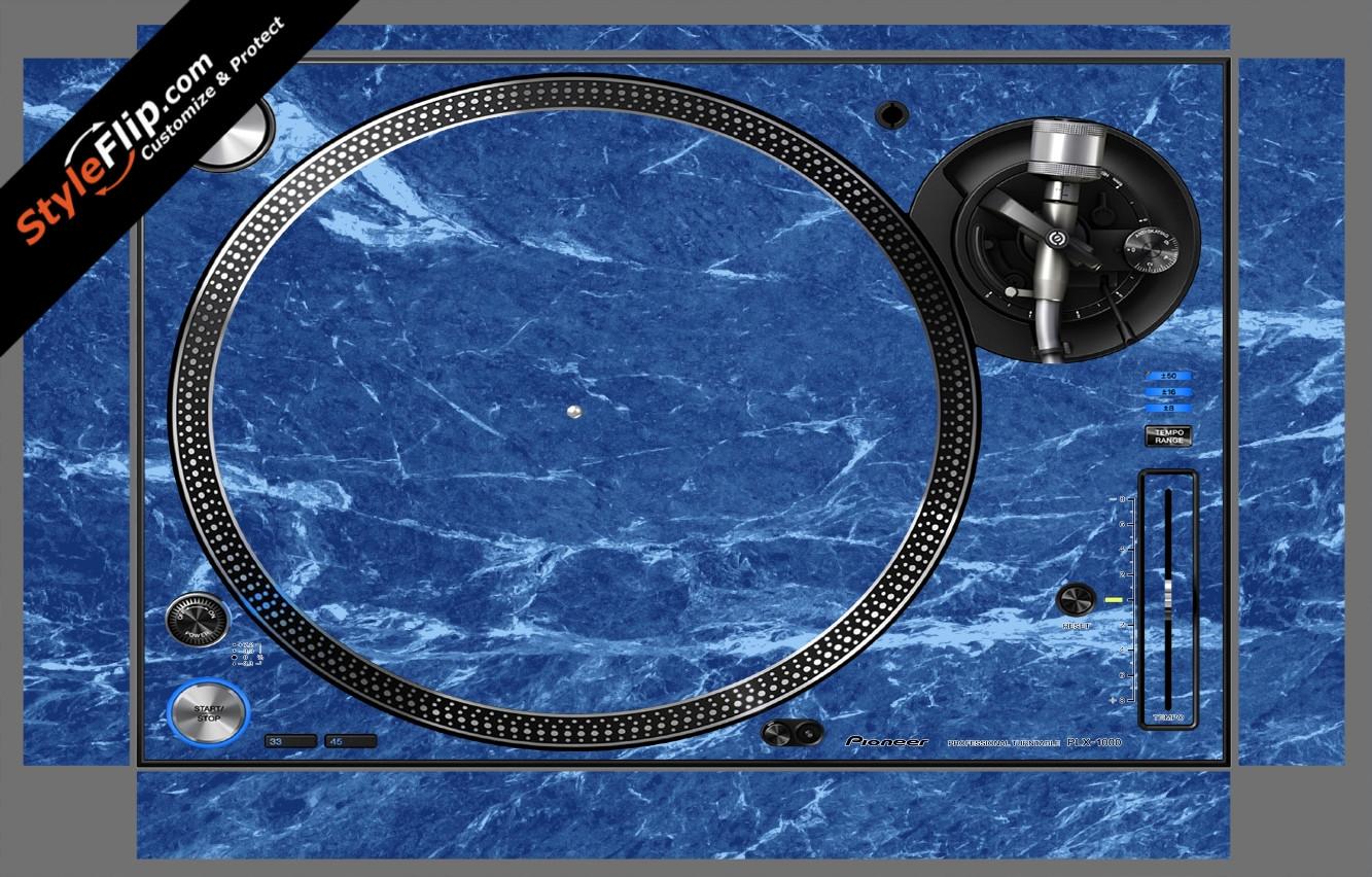 Blue Marble  Pioneer PLX-1000
