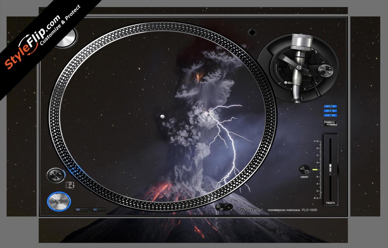 Dark As Night  Pioneer PLX-1000