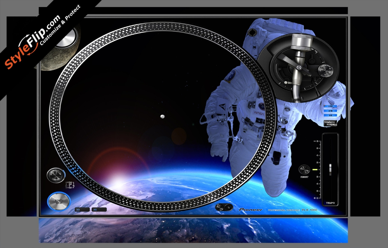Destination Space  Pioneer PLX-1000
