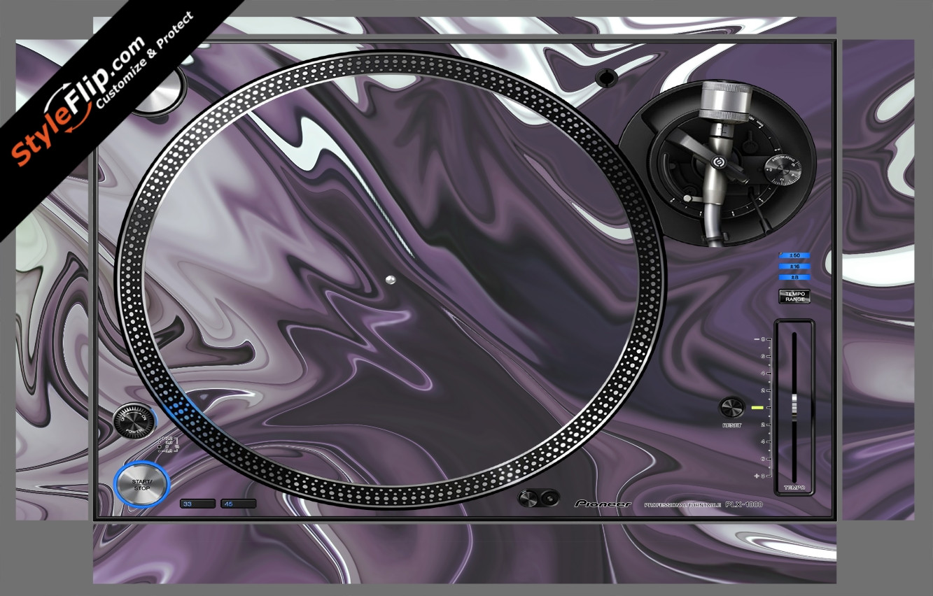 Purple Haze Pioneer PLX-1000