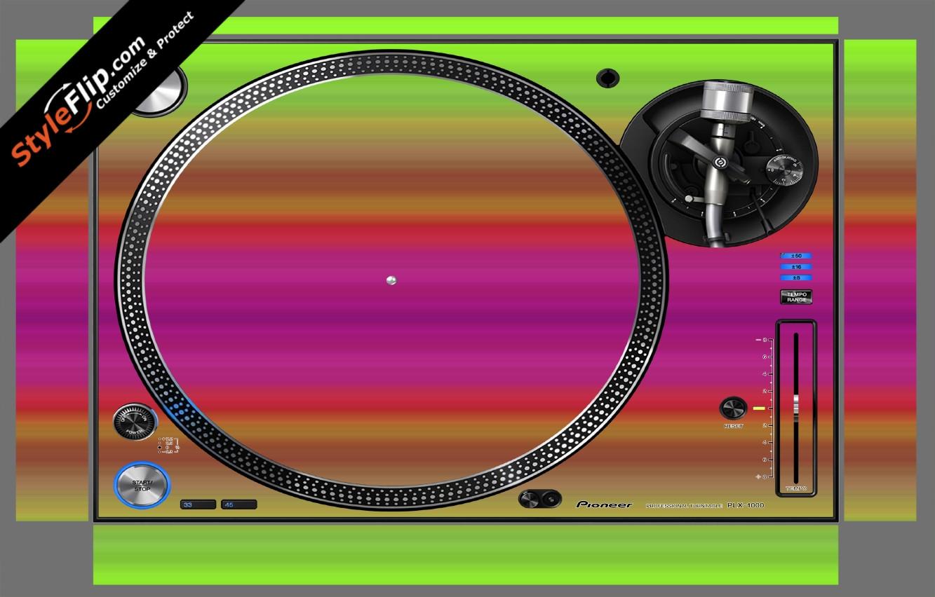 Rainbow Pioneer PLX-1000