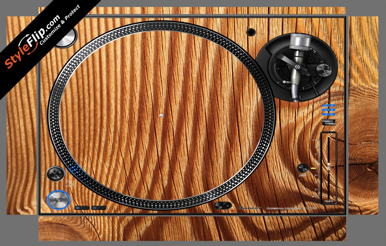 Tree Rings  Pioneer PLX-1000