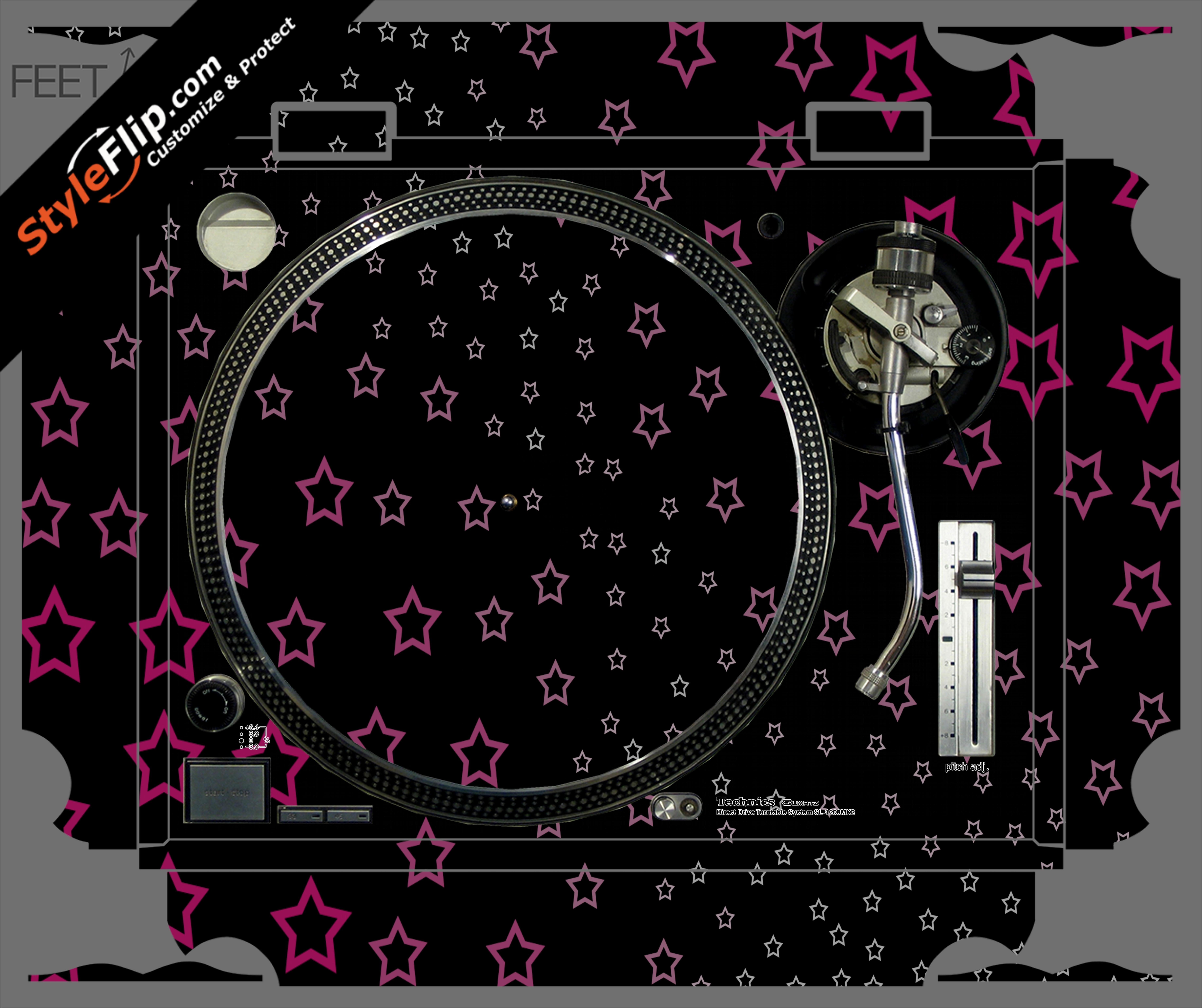 Starry Technics SL-1200 MK2
