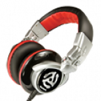 Numark Red Wave Headphones Skins Custom Sticker Covers & Decals