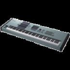 Yamaha Motif 8 skins