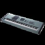 Yamaha Motif XS7 skins