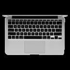 Apple MacBook Air 13 Keyboard  Skins Custom Sticker Covers & Decals