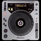Pioneer CDJ-800MK1 Skins Custom Sticker Covers & Decals