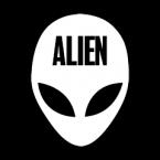 "General Custom Stickers 3""x4"" Alien  Skins Custom Sticker Covers & Decals"