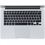 Apple MacBook Pro 13-Inch Retina Keyboard (Mid 2015) skins