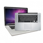 Apple MacBook Pro 15-Inch Unibody Keyboard (2011-2012 Model) Skins Custom Sticker Covers & Decals