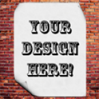 General Custom Wall Poster - Many Sizes Skins Custom Sticker Covers & Decals