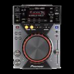 Pioneer CDJ-400 Skins Custom Sticker Covers & Decals