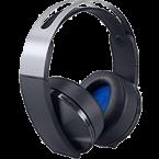 Sony PS4 Platinum Wireless Headset skins