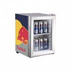 Red Bull Custom Red Bull Cooler Refrigerator Small  Skins Custom Sticker Covers & Decals